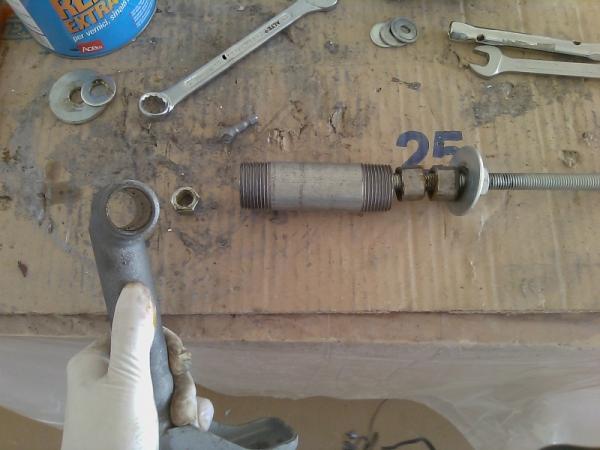 Cuscinetti a rulli Vespa 50 Special - 36